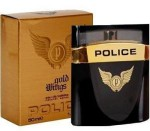 POLICE SILVER GOLD WINGS