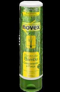 novex cond broto de bambu