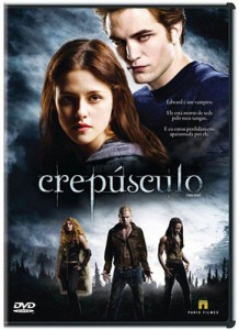 dvd crepusculo