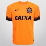 camisa do corinthians laranja