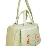 bolsa mave amiguinhos verde