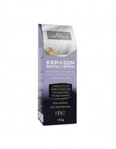 keraton ice cinza platinado